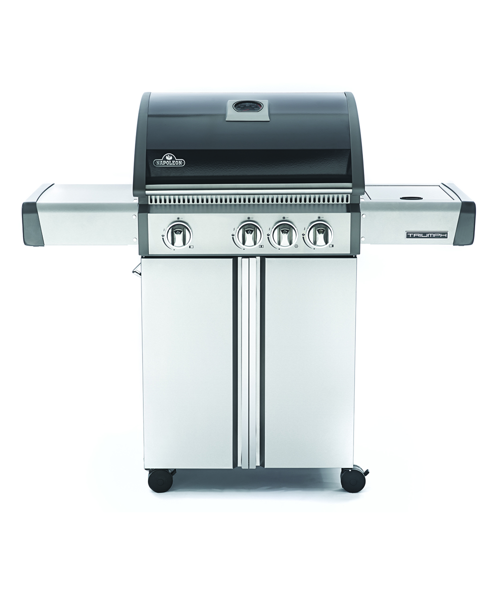 Triumph 410 grillsütő